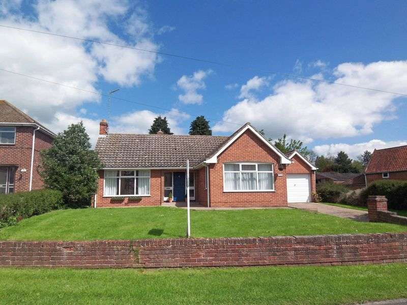 2 Bedrooms Detached Bungalow for sale in Low Street, North Wheatley
