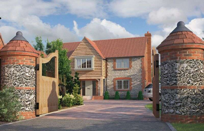 6 Bedrooms Detached House for sale in Salterns Reach , Prinsted