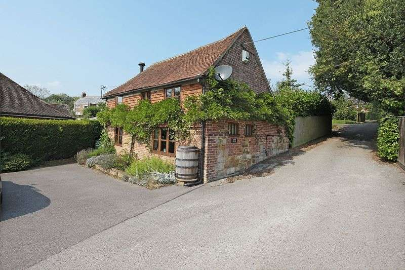 2 Bedrooms Detached House for sale in Firgrove Road, Heathfield, East Sussex