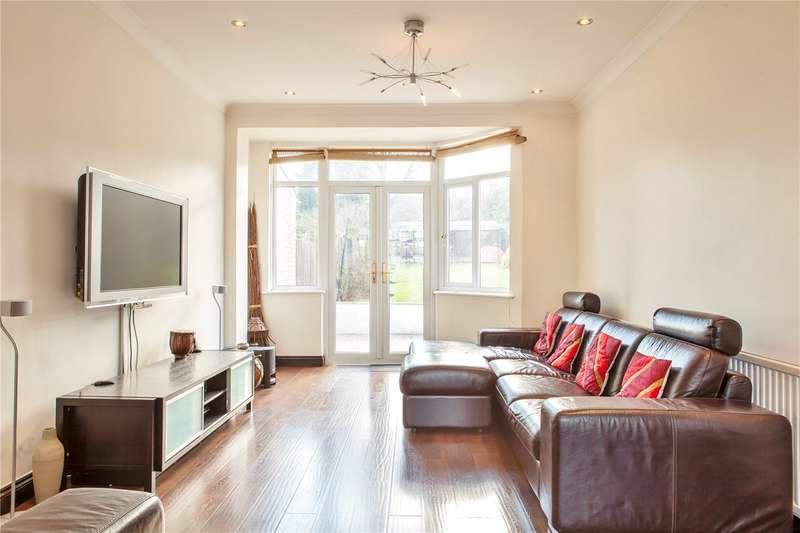 4 Bedrooms Semi Detached House for sale in King Edward Road, Barnet, Hertfordshire, EN5