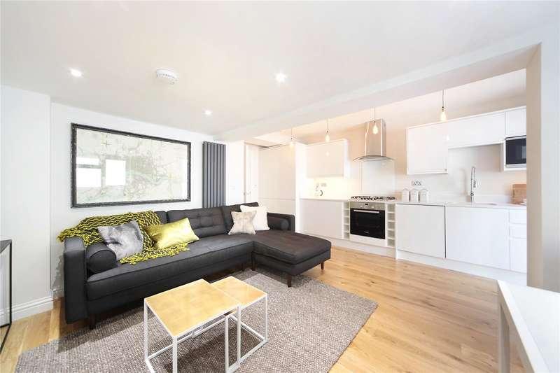 1 Bedroom Flat for sale in Southolm Street, Battersea Park, London, SW11