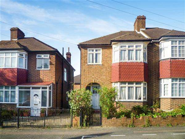 3 Bedrooms Semi Detached House for sale in Longacre Road, Walthamstow