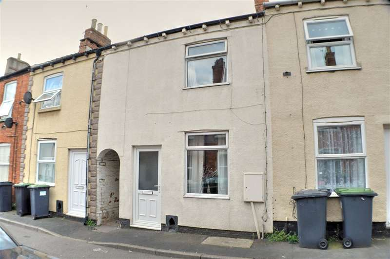 2 Bedrooms Terraced House for sale in Leicester Street, Sleaford
