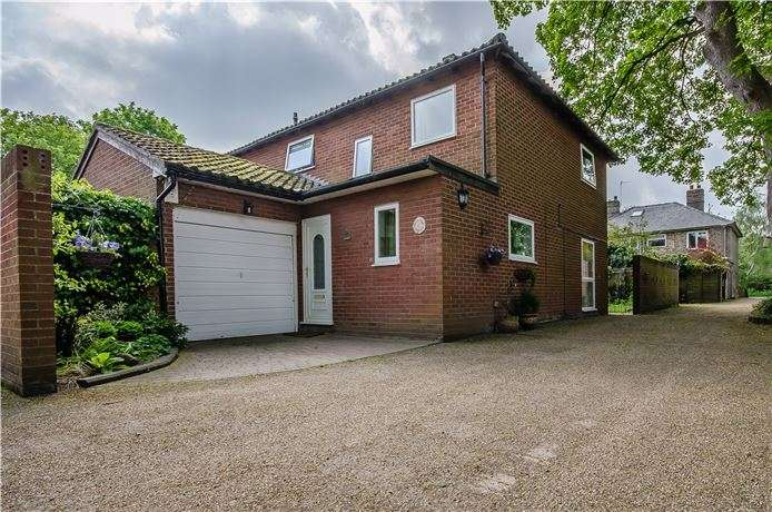 4 Bedrooms Detached House for sale in The Green, Whittlesford Road, Newton, Cambridge