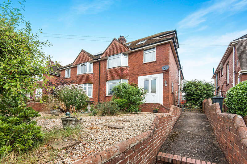 5 Bedrooms Semi Detached House for sale in Pinhoe Road, Exeter, EX4