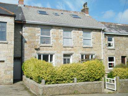 5 Bedrooms Terraced House for sale in Buryas Bridge, Penzance, Cornwall