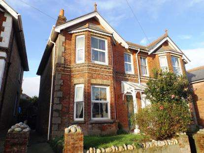 4 Bedrooms Semi Detached House for sale in Shanklin, Isle Of Wight