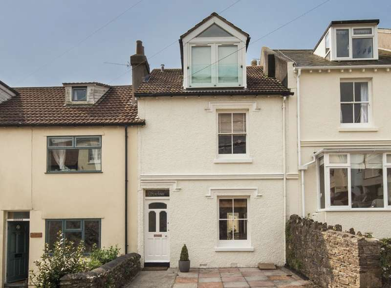 3 Bedrooms Terraced House for sale in Stonehouse, Coronation Road, Salcombe