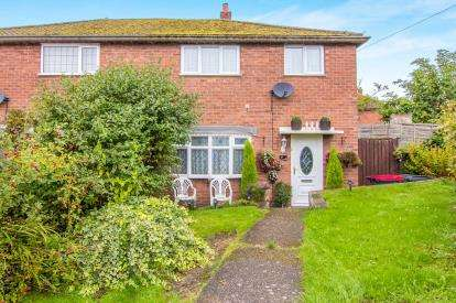 3 Bedrooms Semi Detached House for sale in Queens Way, Hurley, Atherstone, Warwickshire