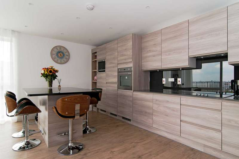 2 Bedrooms Apartment Flat for sale in Lakeside Drive, Park Royal