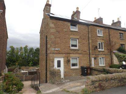 2 Bedrooms Cottage House for sale in Chapel Row, Main Road, Ffynnongroyw, Holywell, CH8