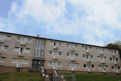 1 Bedroom Flat for sale in Cumming Drive, Glasgow, Lanarkshire