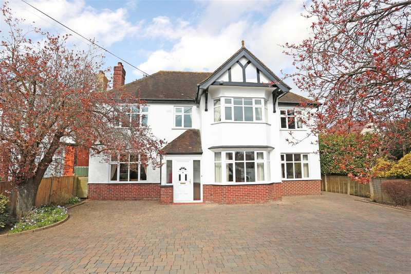5 Bedrooms Detached House for sale in Marlborough Road, Swindon