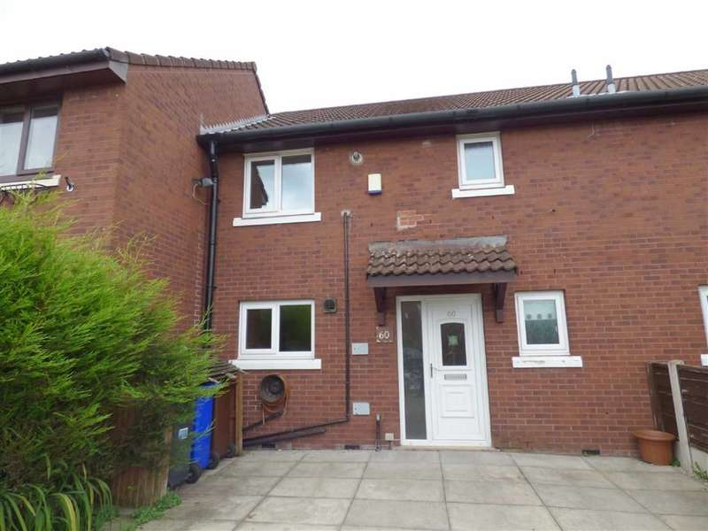 3 Bedrooms Property for sale in White Moss Road, Blackley, Manchester, M9