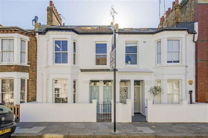 2 Bedrooms Property for sale in Furness Road, Fulham, London