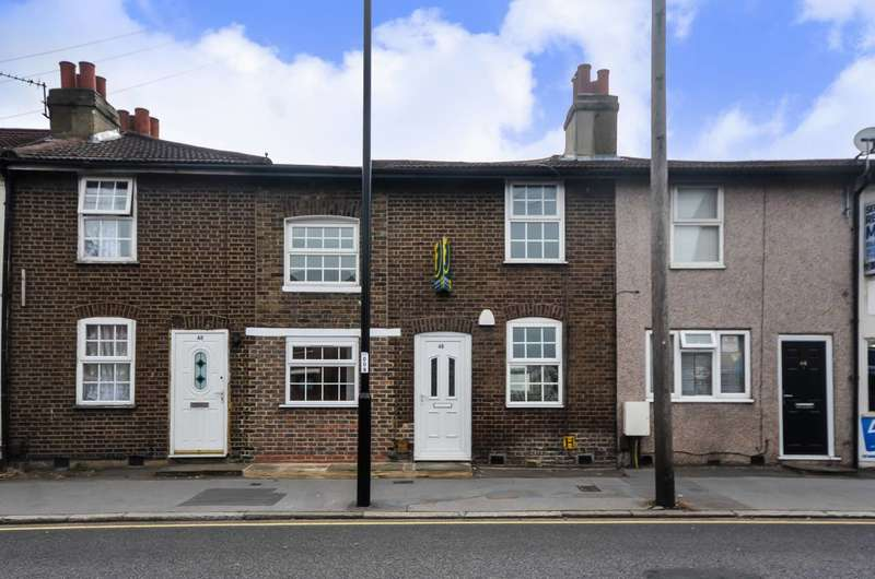 3 Bedrooms House for sale in Windmill Road, Croydon, CR0