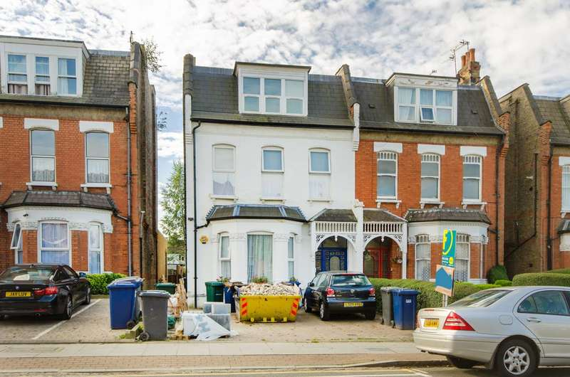 2 Bedrooms Flat for sale in Woodside Park Road, Woodside Park, N12