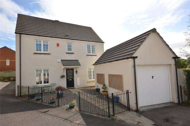 3 Bedrooms Detached House for sale in Old Orchard, Bovey Tracey, Newton Abbot, Devon