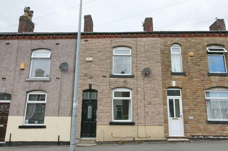 2 Bedrooms Terraced House for sale in Hilton Lane, Manchester