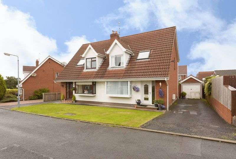 3 Bedrooms Semi Detached House for sale in 5 Upper Malvern Road, Belfast, BT8 6XN