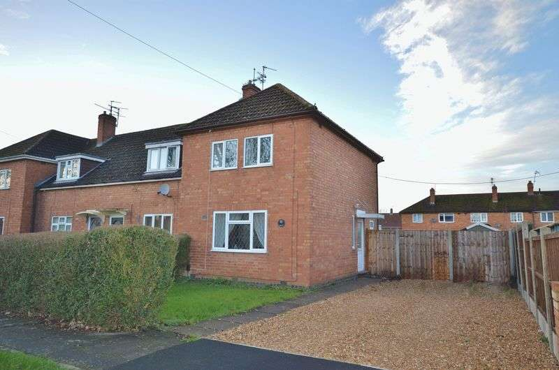 3 Bedrooms Terraced House for sale in Lodge Green Road, Corby