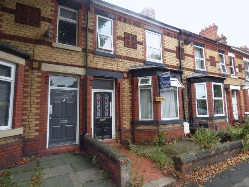 6 Bedrooms Terraced House for sale in Wilderspool Causeway, Warrington