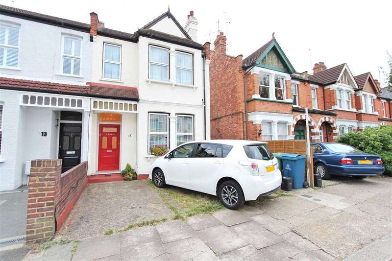 2 Bedrooms Apartment Flat for sale in Wellesley Road, Harrow