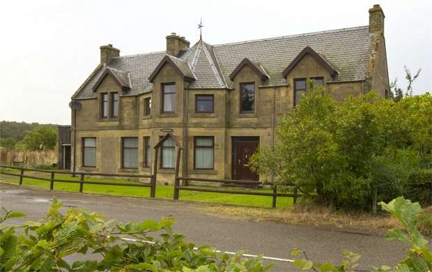 5 Bedrooms Detached House for sale in Fearn, Fearn, Tain, Highland