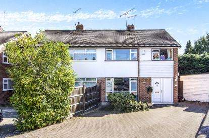 4 Bedrooms Semi Detached House for sale in Hutton, Brentwood, Essex