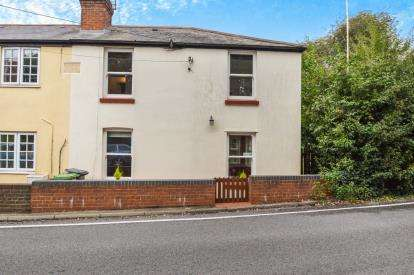 2 Bedrooms Semi Detached House for sale in Bishopstoke, Eastleigh, Hampshire