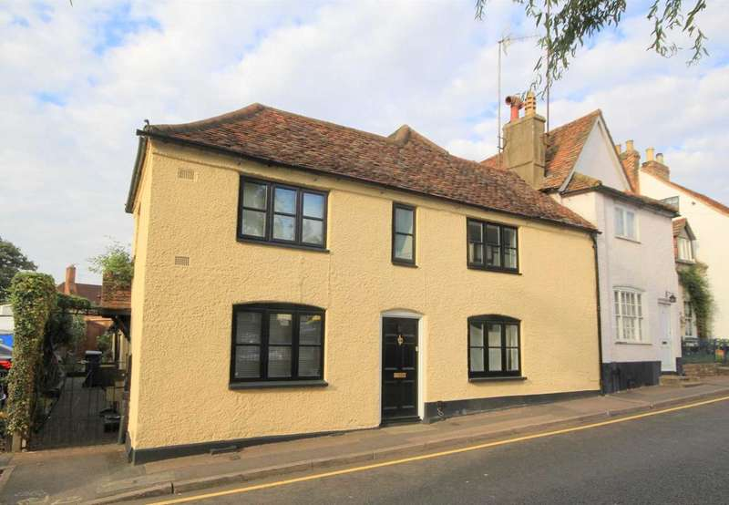 2 Bedrooms Cottage House for sale in Corner Hall, Hemel Hempstead