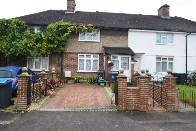 3 Bedrooms Terraced House for sale in Charter Road, Kingston