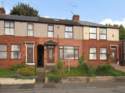 3 Bedrooms Terraced House for sale in Underwood Road, Sheffield, South Yorkshire