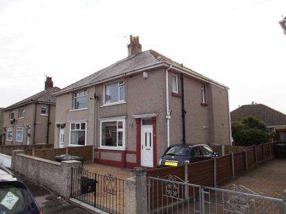3 Bedrooms Semi Detached House for sale in Hawksworth Grove, Heysham, Morecambe, Lancashire, LA3