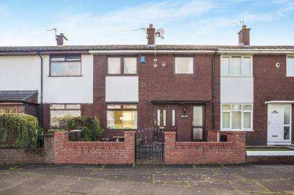3 Bedrooms Terraced House for sale in Avon Widnes, Cheshire, WA8