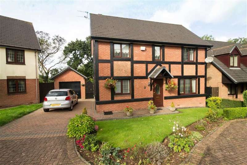 4 Bedrooms Property for sale in Clos Y Cwarra, St Fagans, Cardiff