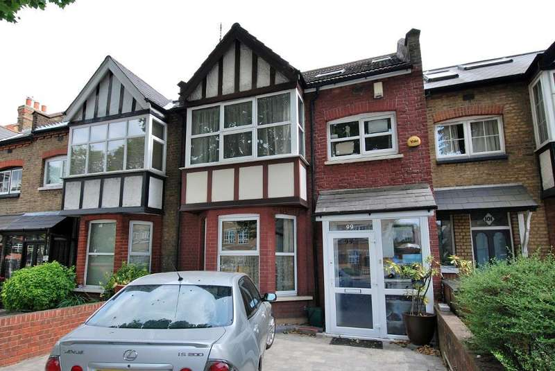 4 Bedrooms Terraced House for sale in Little Ealing Lane, Ealing, London, W5 4EH