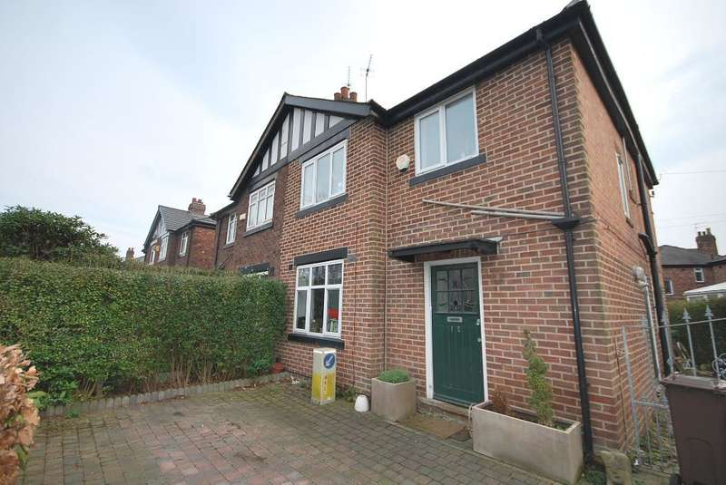 3 Bedrooms Semi Detached House for sale in Crossley Road, Burnage, Manchester, M19 1XS