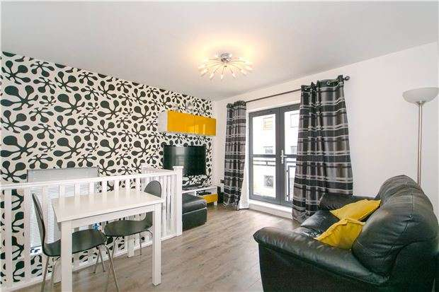 1 Bedroom Flat for sale in Mill Court, Weavers Mill Close, St George, BS5 8FF