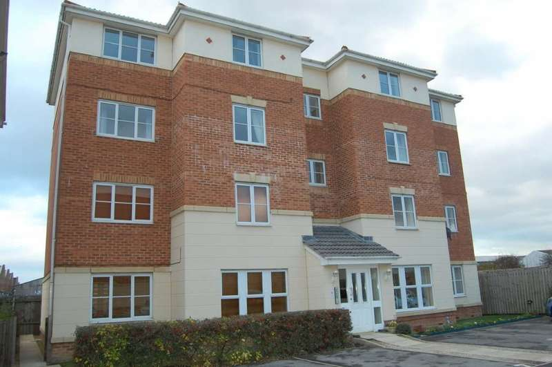 2 Bedrooms Flat for sale in Brackendale Road, Thornes