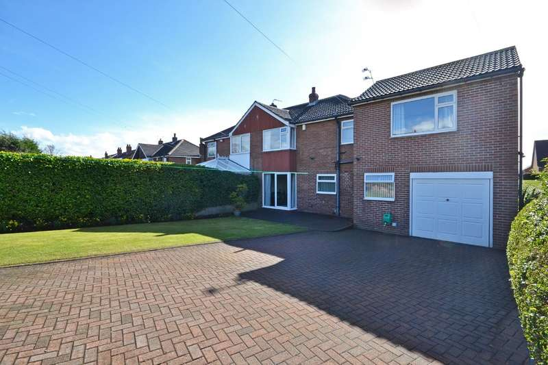 4 Bedrooms Semi Detached House for sale in Appleshawn Crescent, Wrenthorpe, Wakefield