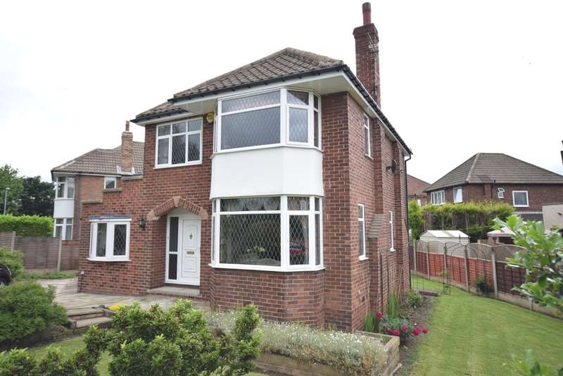 3 Bedrooms Detached House for sale in Lynwood Drive, Wakefield