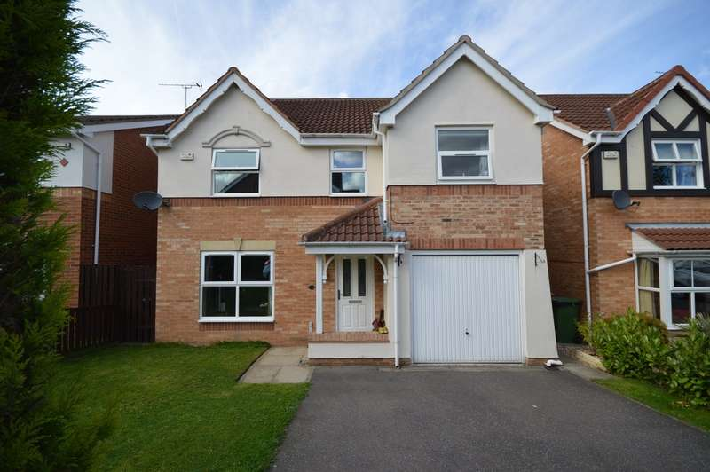 5 Bedrooms Detached House for sale in White Court, Crofton, Wakefield