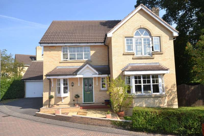 4 Bedrooms Detached House for sale in Elm Grove, Horbury, Wakefield