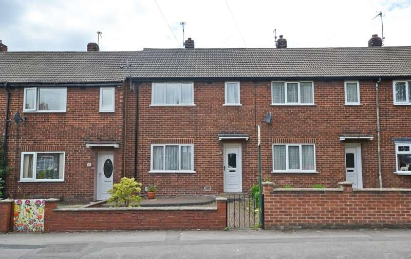 3 Bedrooms Town House for sale in Dalefield Avenue, Normanton