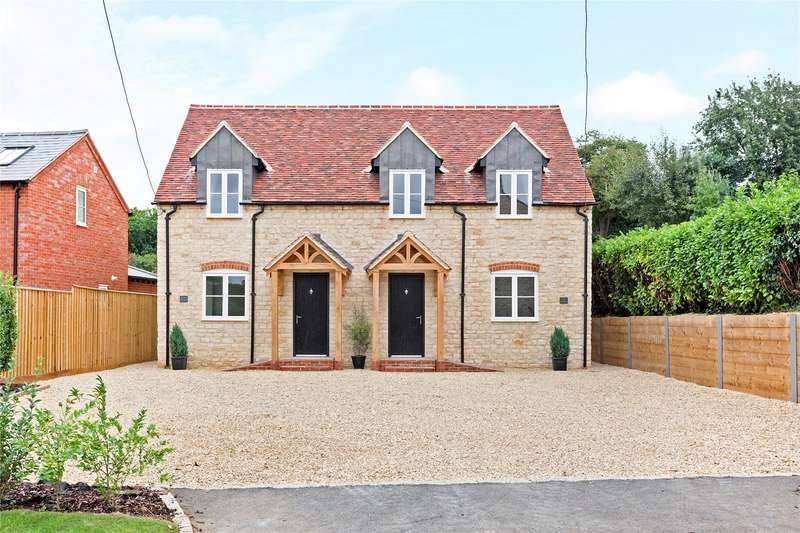 4 Bedrooms Semi Detached House for sale in Tiddington, Thame, OX9