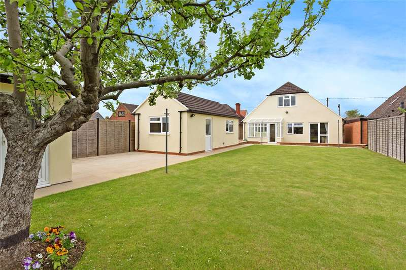 5 Bedrooms Detached Bungalow for sale in Whitecross, Abingdon, Oxfordshire, OX13