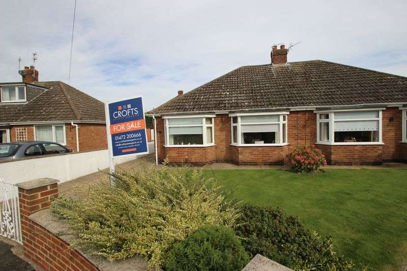 2 Bedrooms Semi Detached Bungalow for sale in HALTON PLACE, CLEETHORPES