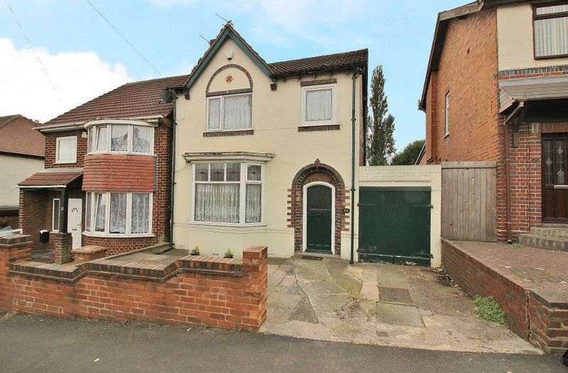 3 Bedrooms Detached House for sale in Oakeswell Street, Wednesbury