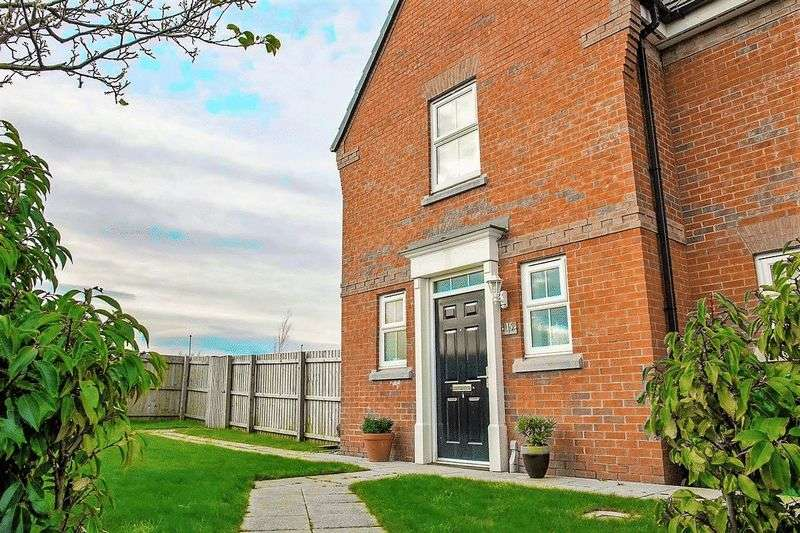 2 Bedrooms Semi Detached House for sale in Cook Road, Rochdale